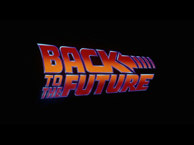 back to the future tense