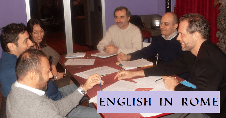 teaching english in Rome