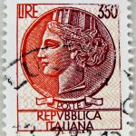 the italian post office, post offices in italy, buying stamps in italy