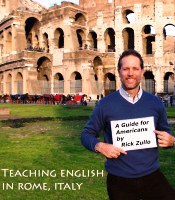 Teaching English in Rome, a guide for Americans