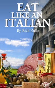 eat like an italian, italian food eBook, best book on italian food