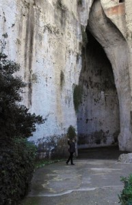visit the ear of dionysis in Sicily