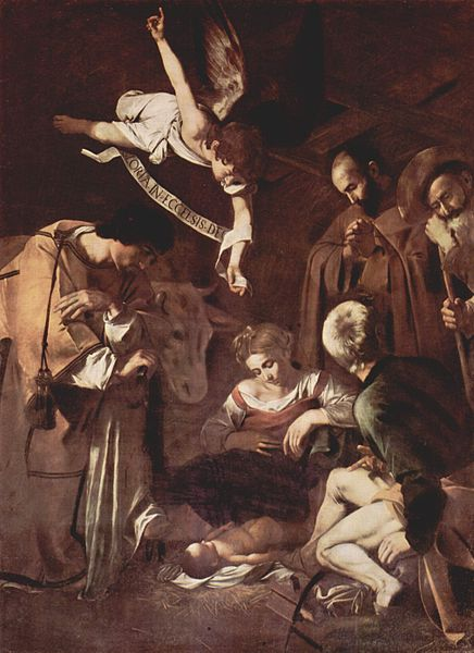 stolen painting by caravaggio in sicily