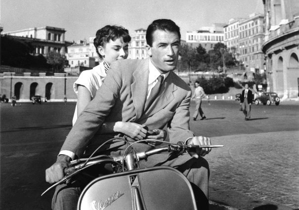 roman holiday is called ferragosto in rome