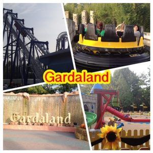 visit Gardaland in Italy this summer