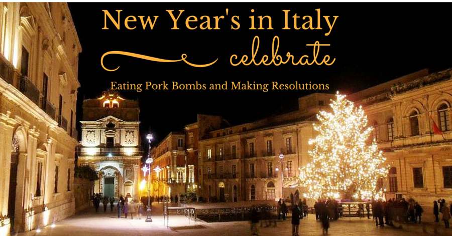 new years in italy