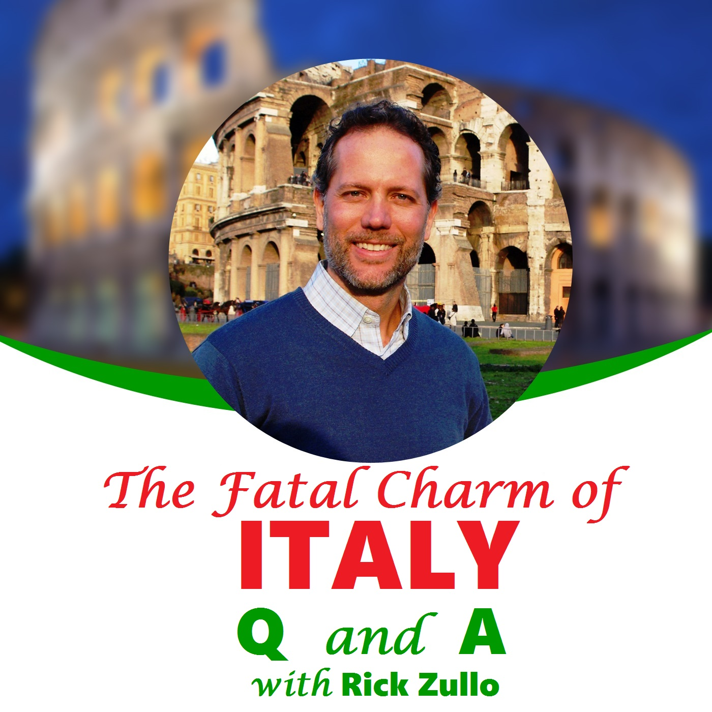 The Fatal Charm of Italy Podcast