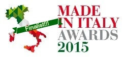 made in italy awards finalist