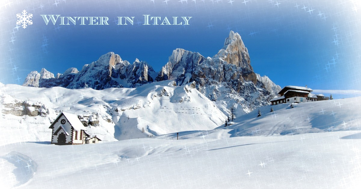 How To Enjoy Winter In Italy - Italy in the winter