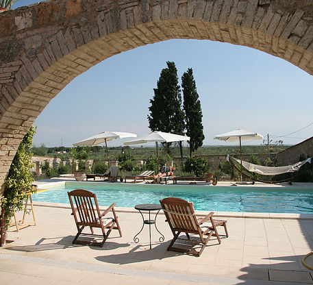 villa under the puglia sun