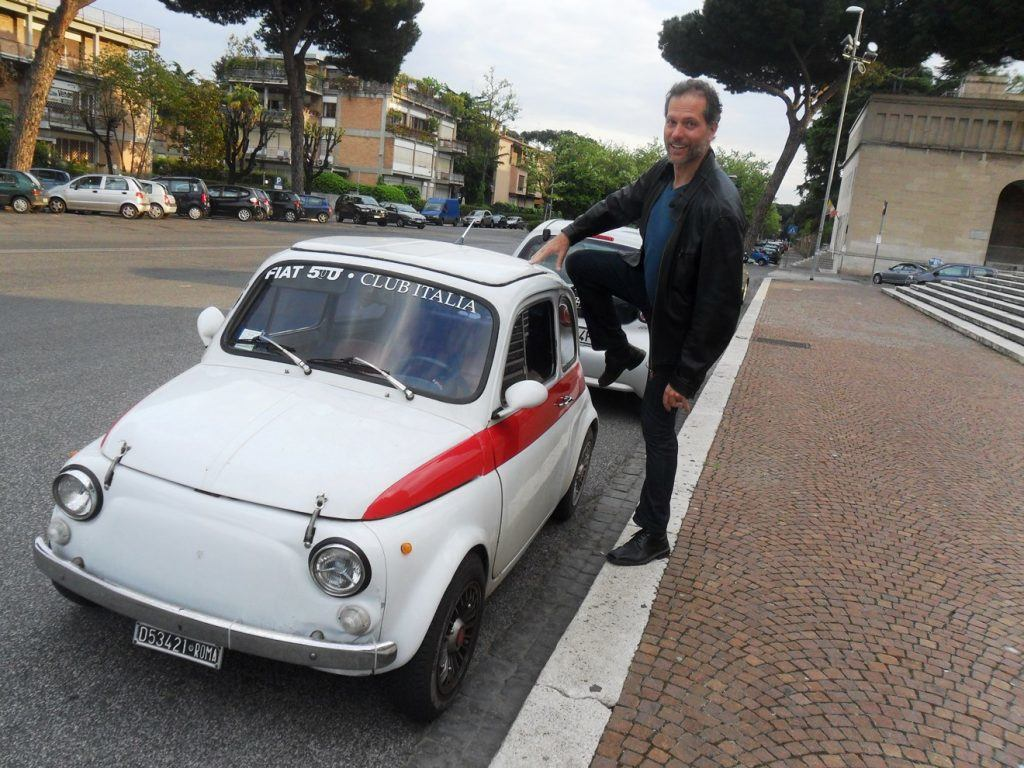 tour rome in a fiat 500 with select italy tours