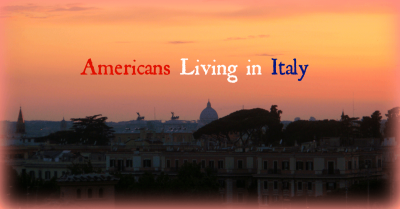 Americans Living in Italy